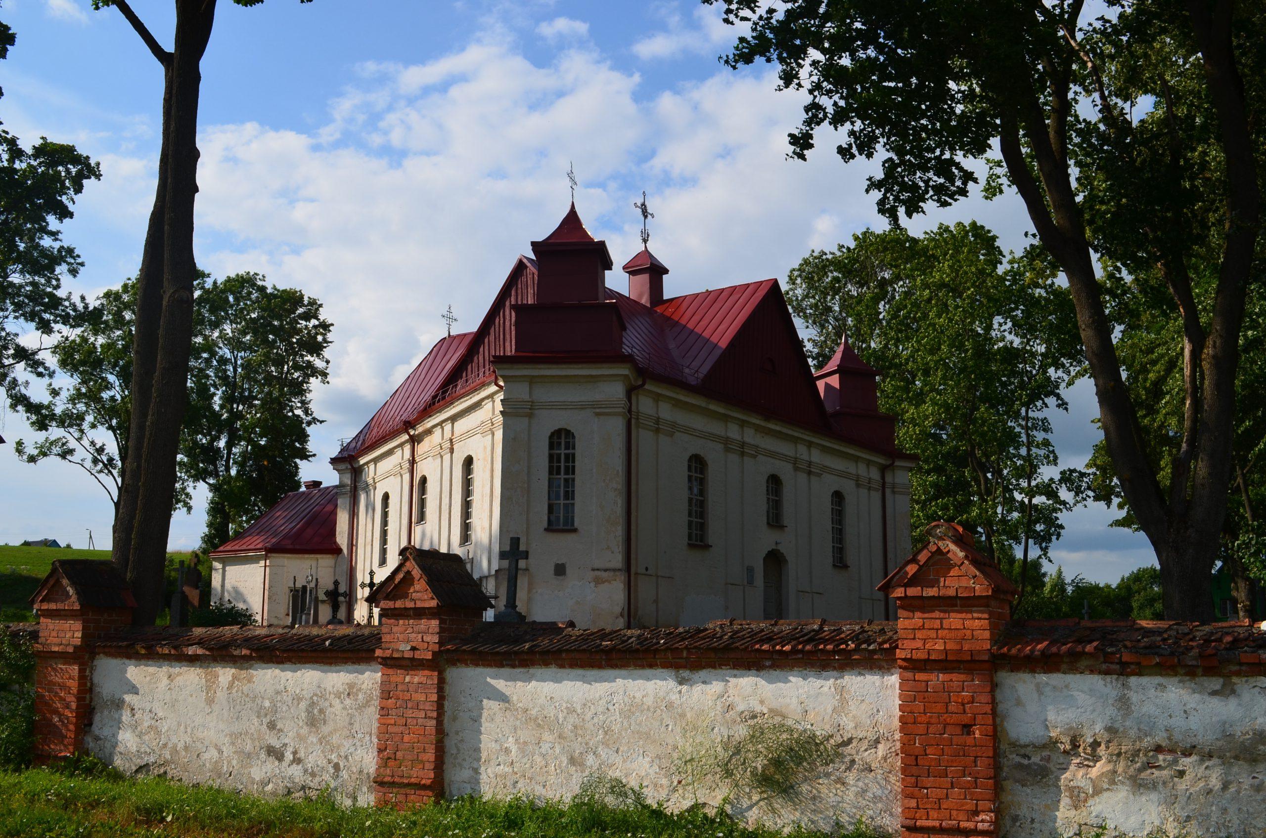Panevėžiuko Nukryžiuotojo Jėzaus bažnyčia