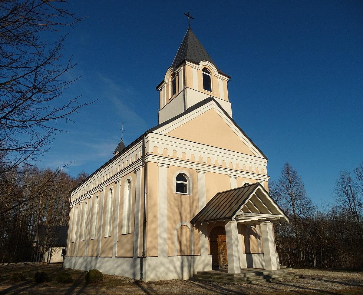 Pakutuvėnų Šv. Antano Paduviečio bažnyčia