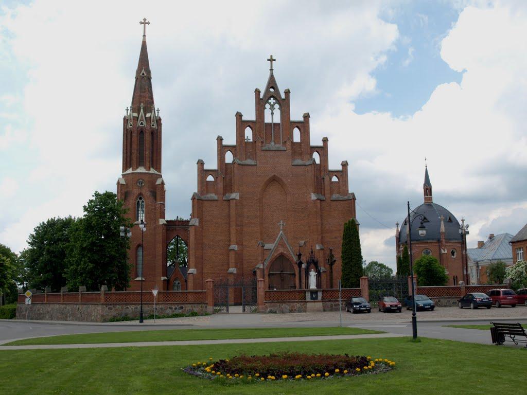 Rokiškio Šv. apaštalo evangelisto Mato bažnyčia