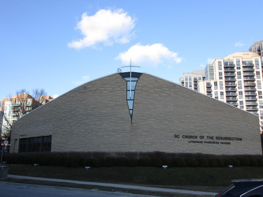 Toronto Prisikelimo Parapija