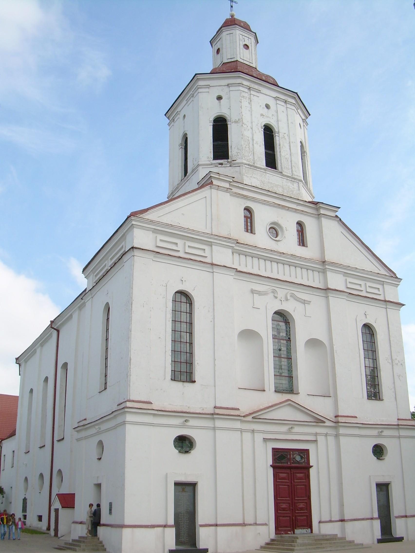 Telšių Šv. Antano Paduviečio katedra