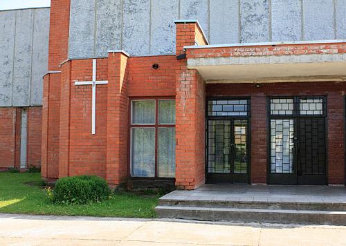 Ruklos Šv. Dvasios bažnyčia